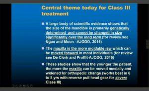 اهداف درمانی در کلاس 3 ها