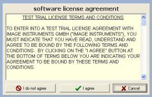 شرایط نصب نسخه آزمایشی نرم افزار سفالومتری اونیکس